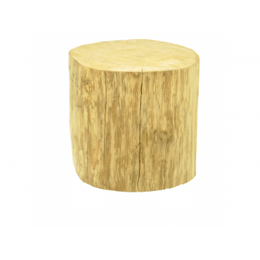 Boomstam tafels 50 cm hoog 10 stuks