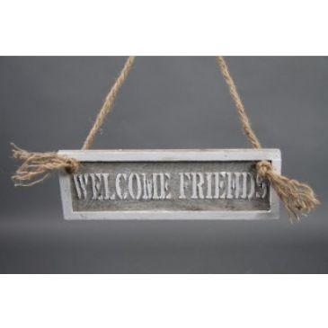 Bordje welcome friends